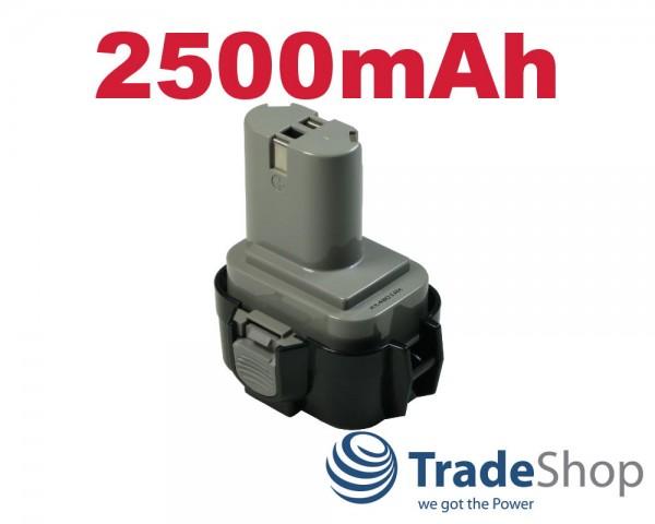 Batterie pour Makita 9,6v 2500mah ni-mh pour 6090dwd 6203d 6203 DWAE 6203 DWBE