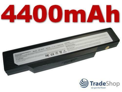 AKKU für Packard Bell EasyNote R8740 R8770 R9200 R9252