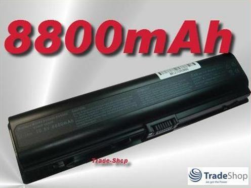 AKKU für HP Pavilion DV6020 DV6040 DV6050 DV6060 DV6080