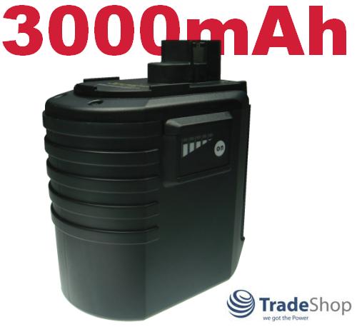 Akku 3000mAh für BOSCH 11225VSRH 11225-VSRH BAT019 BAT021