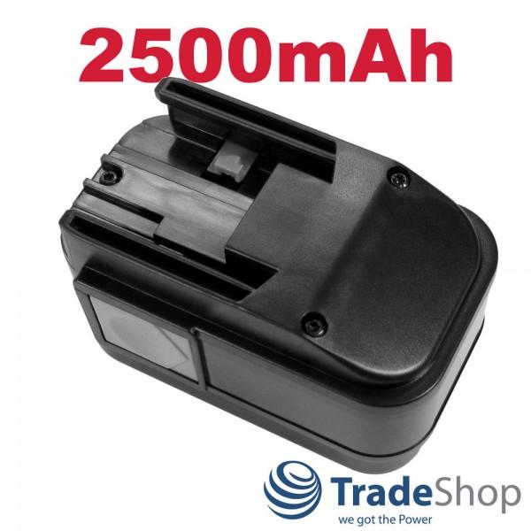 Hochleistungs Akku 2500mAh 9,6V Power Battery für AEG BL Multi-volt-lamp