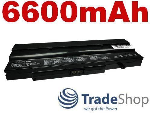 AKKU für Medion MD97296 MD96544 MD97132 MD97148 6600mAh