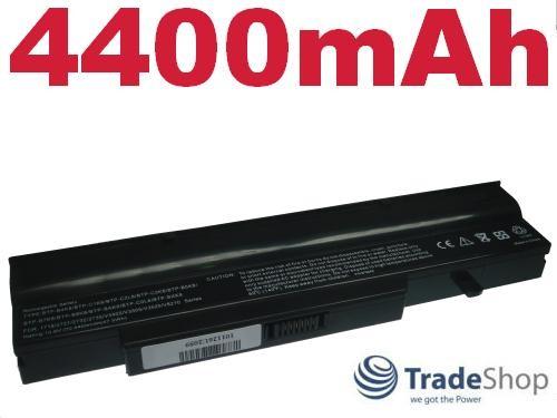 AKKU für Fujitsu-Siemens Li1718 V6505 V6535 AKKU Medion Akoya E5211 E5214 uvm
