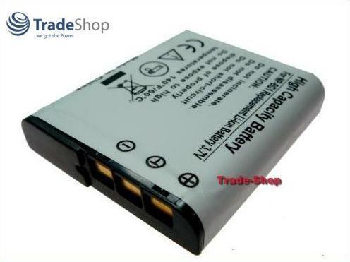 Li-Ion Akku für Sony Cybershot Digicams NP-BG1 NP-FG1 NPBG1 NPFG1