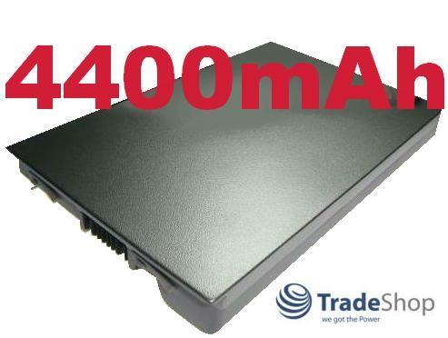 Akku Notebookakku für Maxdata 8000/X 8100/X, 4400mAh