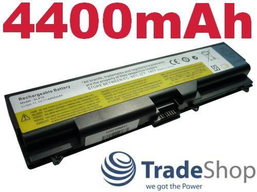 AKKU für IBM Lenovo ThinkPad T-410 T-510 T-510i 4400mAh