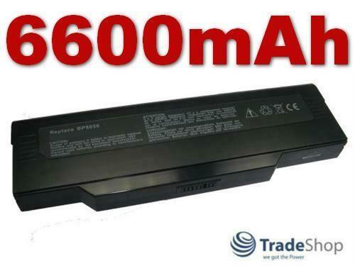 AKKU für Advent 8050 BENQ MAM2080 MIM2130 A32E BP-8050