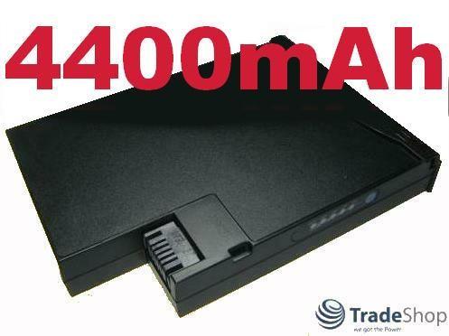 Akku für Acer, Fuj.Siemens, HP, Sanyo mit 4400mAh