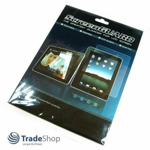 ScreenGuard Display Schutz Folie Schutzfolie für Samsung Galaxy Tab 10.1 10,1