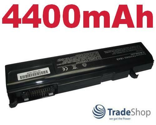 AKKU für Toshiba PA3356U PA3356U-1BAS PA3356U-1BRS BRS