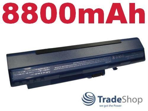 Akku für Acer Aspire One D150 ZG5 UM08A31 UM08A71 D-150