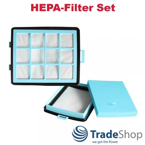 Schwamm für Philips FC8761//72 FC8763//01 FC8764 FC8764//01 HEPA-Filter inkl
