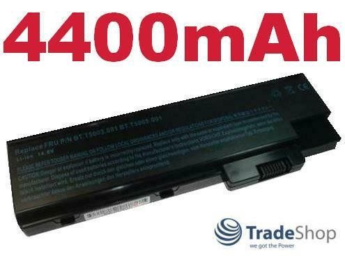 AKKU für ACER TravelMate 2300 2310 4000 4010 4060 4500