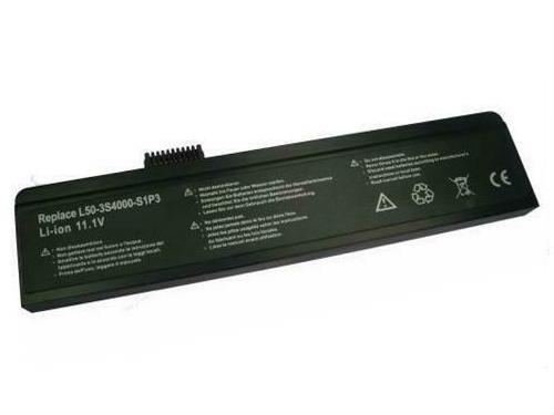 AKKU für Uniwill L50 L51 L-50 L-51 Maxdata ECO 4500