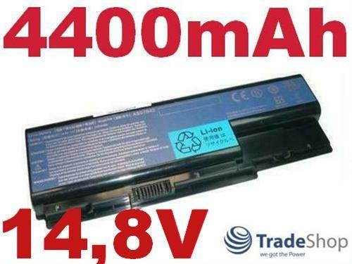 AKKU für Acer AS07B31 AS07B72 AS07B41AS07B51 AS07B72