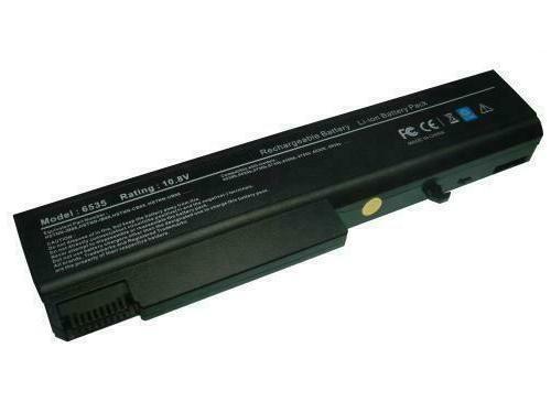 AKKU für HP 6530b EliteBook 6930p 8440p 8440w ProBook 6440b 6445b 6555b uvm