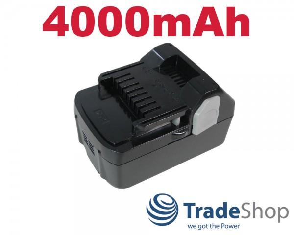 Akku 18V 4000mAh Li-Ion für HITACHI FCG18DL G18DSL G18DSLP4 N18DSL NP18DSL