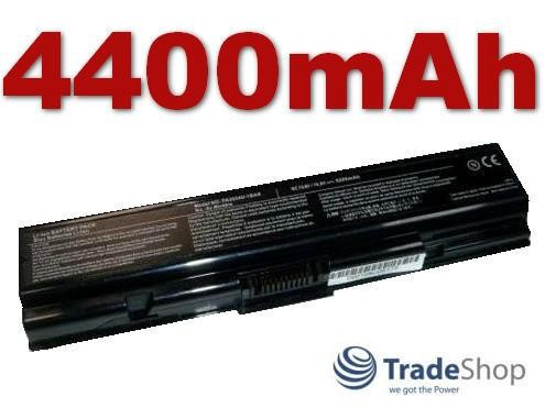 AKKU für TOSHIBA Equium A300D-13X A300D-16C A200 A205