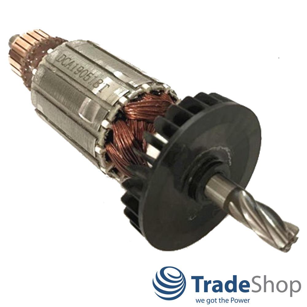 Rotor Anker Kollektor Ersatzteile für DH24PC3 DH 24 PC3 ersetzt 360-720E