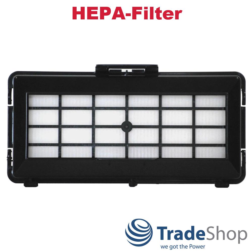 10 Staubsaugerbeutel HEPA Filter Motorfilter geeignet für Siemens VS07G1840//03