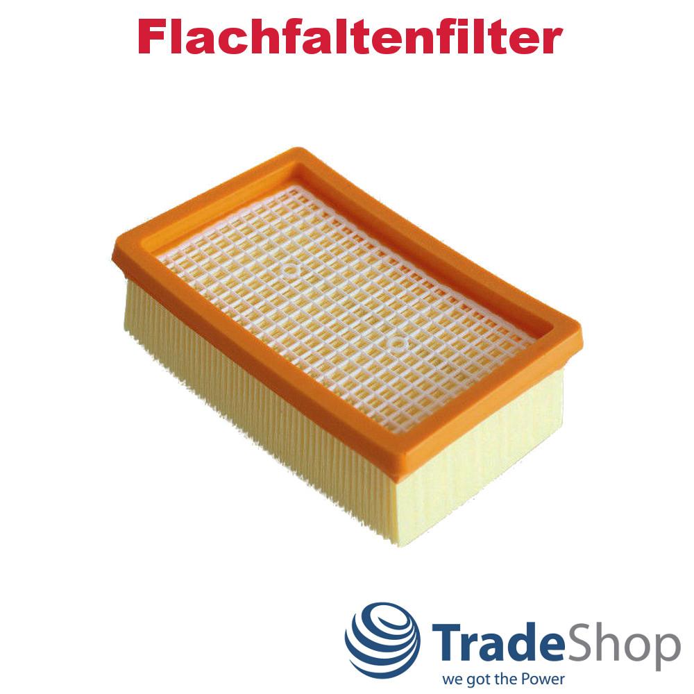 WD4 MV5 MV6 WD5,WD 6 P Premium Flachfalten Filter Ersatz Für Kärcher MV4