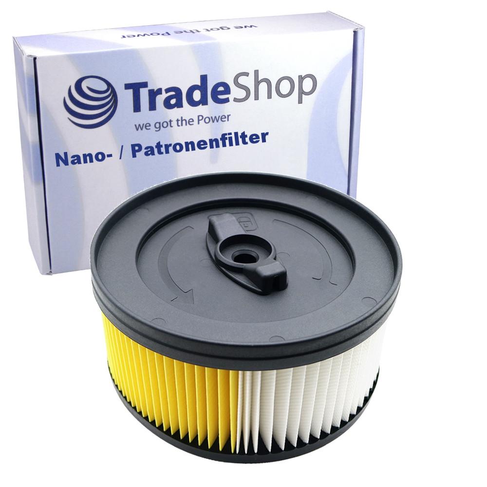 2x Flachfalten-Filter für Dewalt D279015 D27902 D279025 D27902M Flex S36 S36M