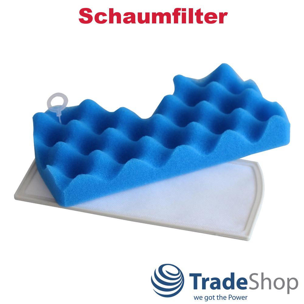 Schiuma 2x-Micro filtri filtri per Samsung vcc4581v3k//xen vcc4710s32//xev