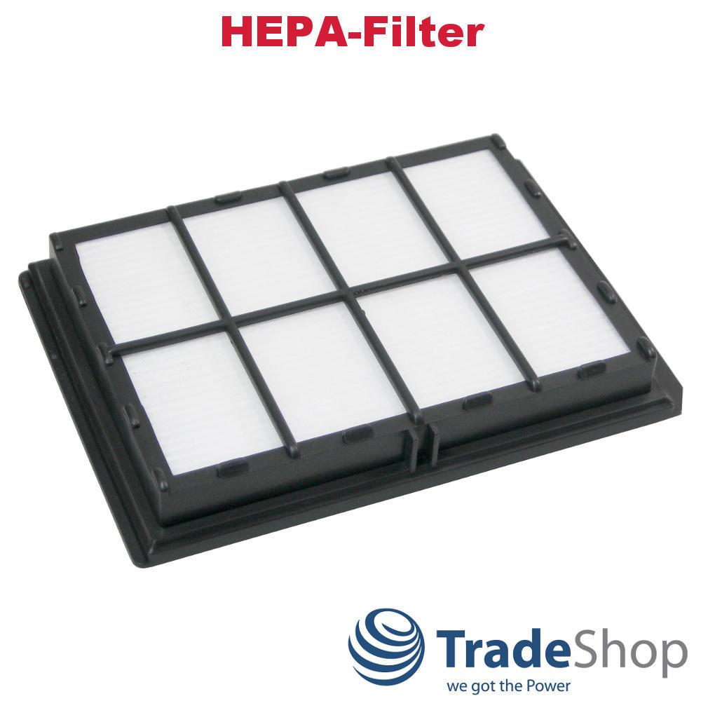10 Staubsaugerbeutel Hepa Filter geeignet für Siemens VS92A25//04 Super L 920