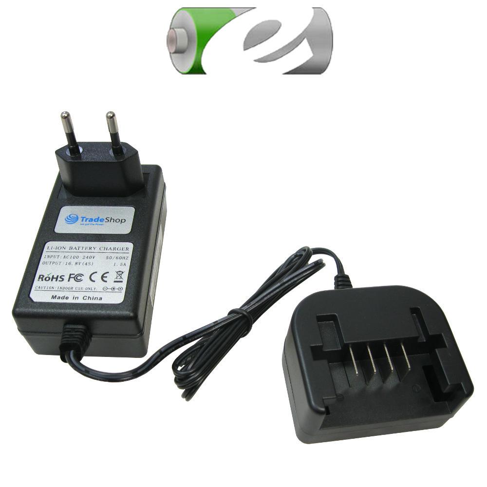 Premium 14,4V Li-Ion Akku Ladegerät für Black /& Decker BL1314 BL1514 LB16 LBXR16