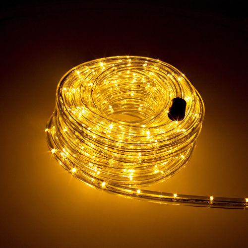 36-LED-Meter-Lichterkette-Lichtschlauch-Weihnachten-Aussen-Deko-Beleuchtung