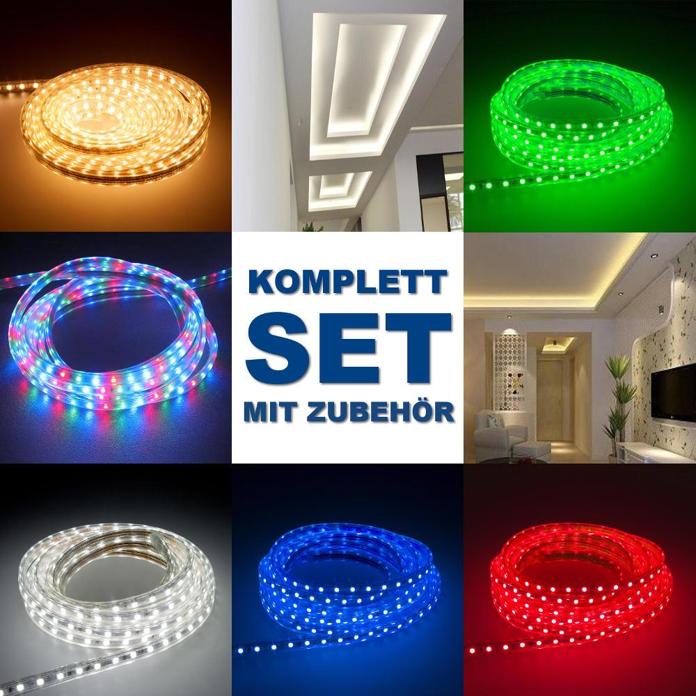 100x Wand Clips Befestigung Montage Halterung bis 16mm LED Leuchtstreifen//Kette