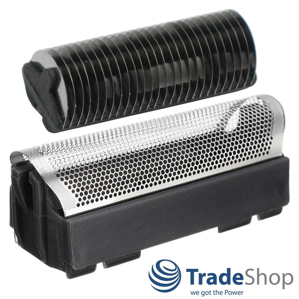 Braun Rasierer Micron Vario3 Kombipack 424 3011 3025 Messer+Scherblatt