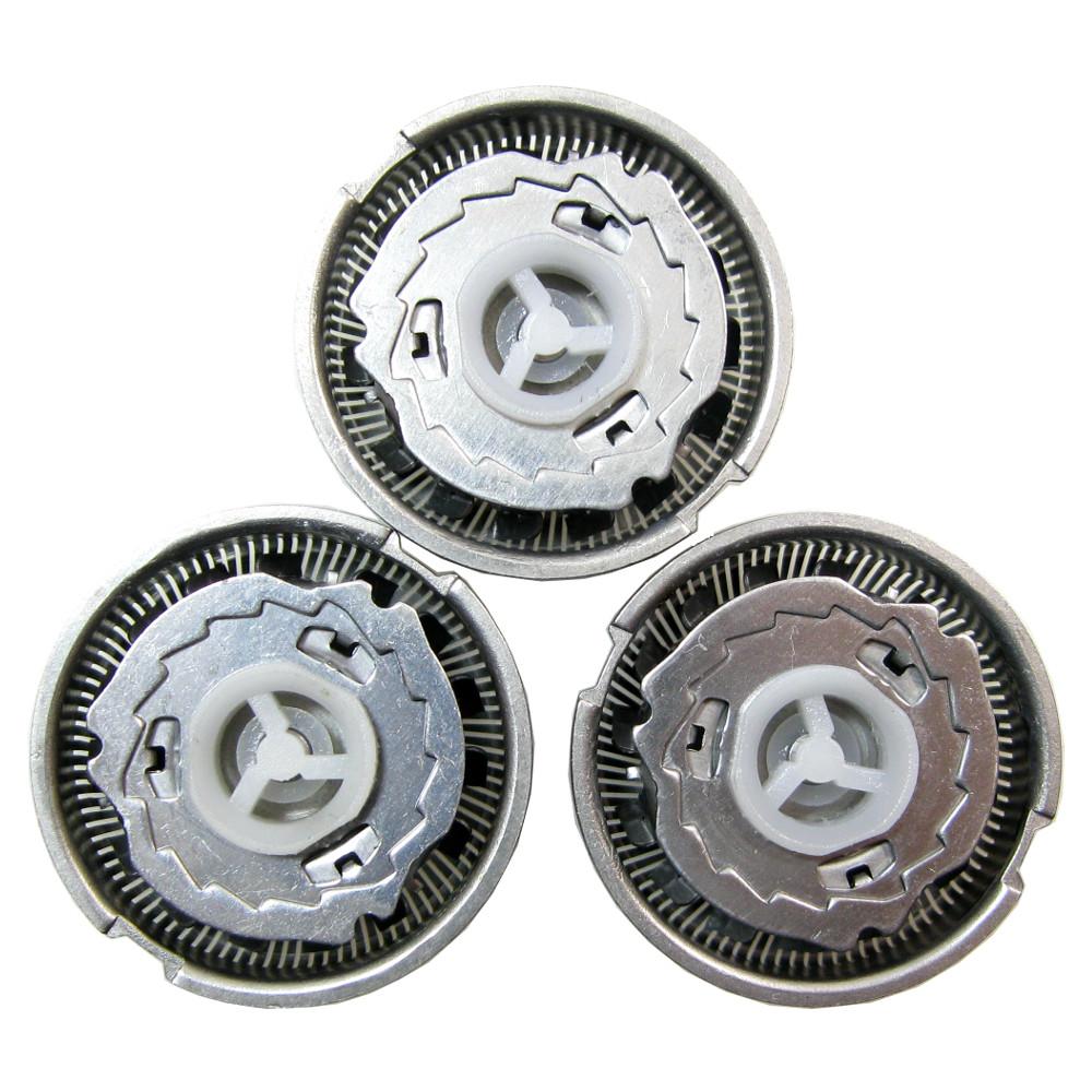 3x Scherkopf Ersatz für Philips 4403LC 4605X 4821XL 4865XL 5604X 5806XL 5819XL