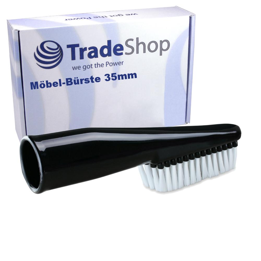 Möbel-Bürste universal 35mm für Superior Support Plus Taurus Tchibo Tevion