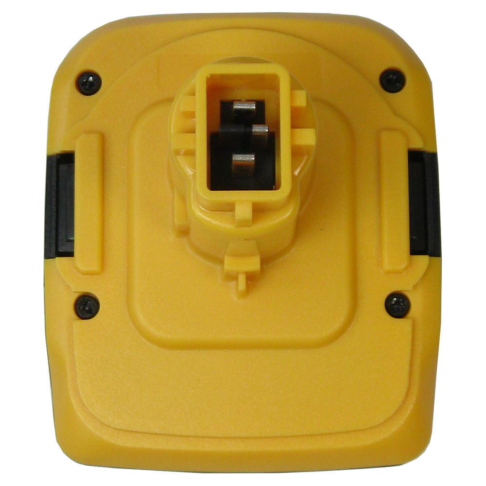Trade-Shop Akku 14,4V 4000mAh Li-Ion ersetzt Dewalt DE9140 DE9140-XJ DE9141