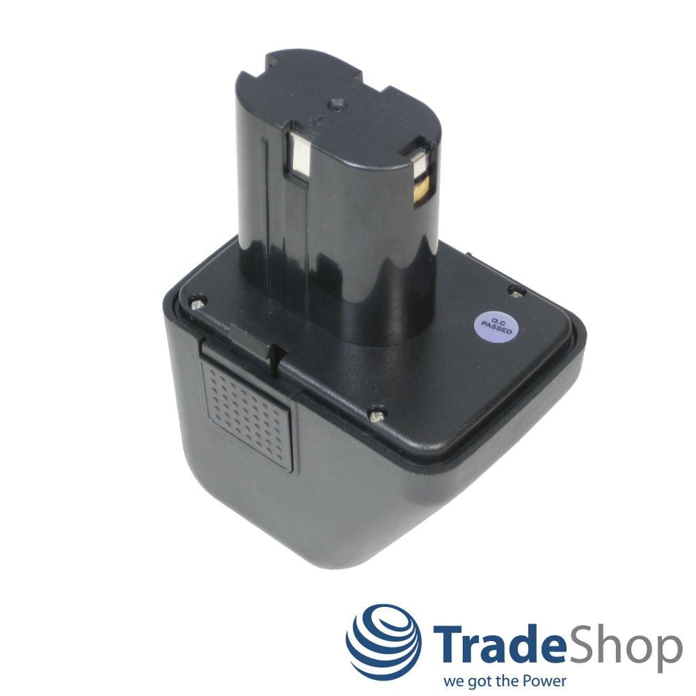 Trade-shop 2x batterie 12 V Ni-MH 2200 mAh pour Gesipa Punch Bird cpt12//2 EHD LEMATEC 1