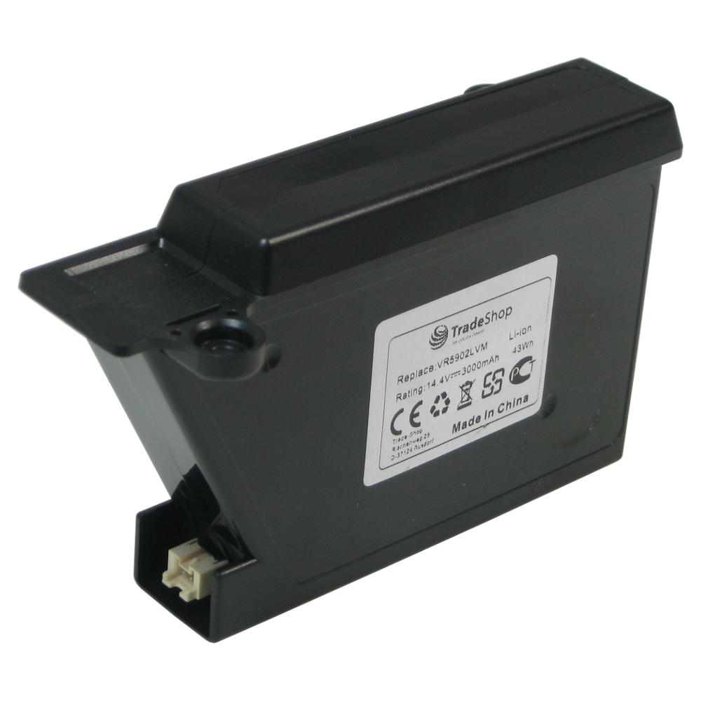 VR63455LV VR6370LVM Akku Batterie 3000mAh Li-Ion für LG Hom-Bot VR6270LVMB