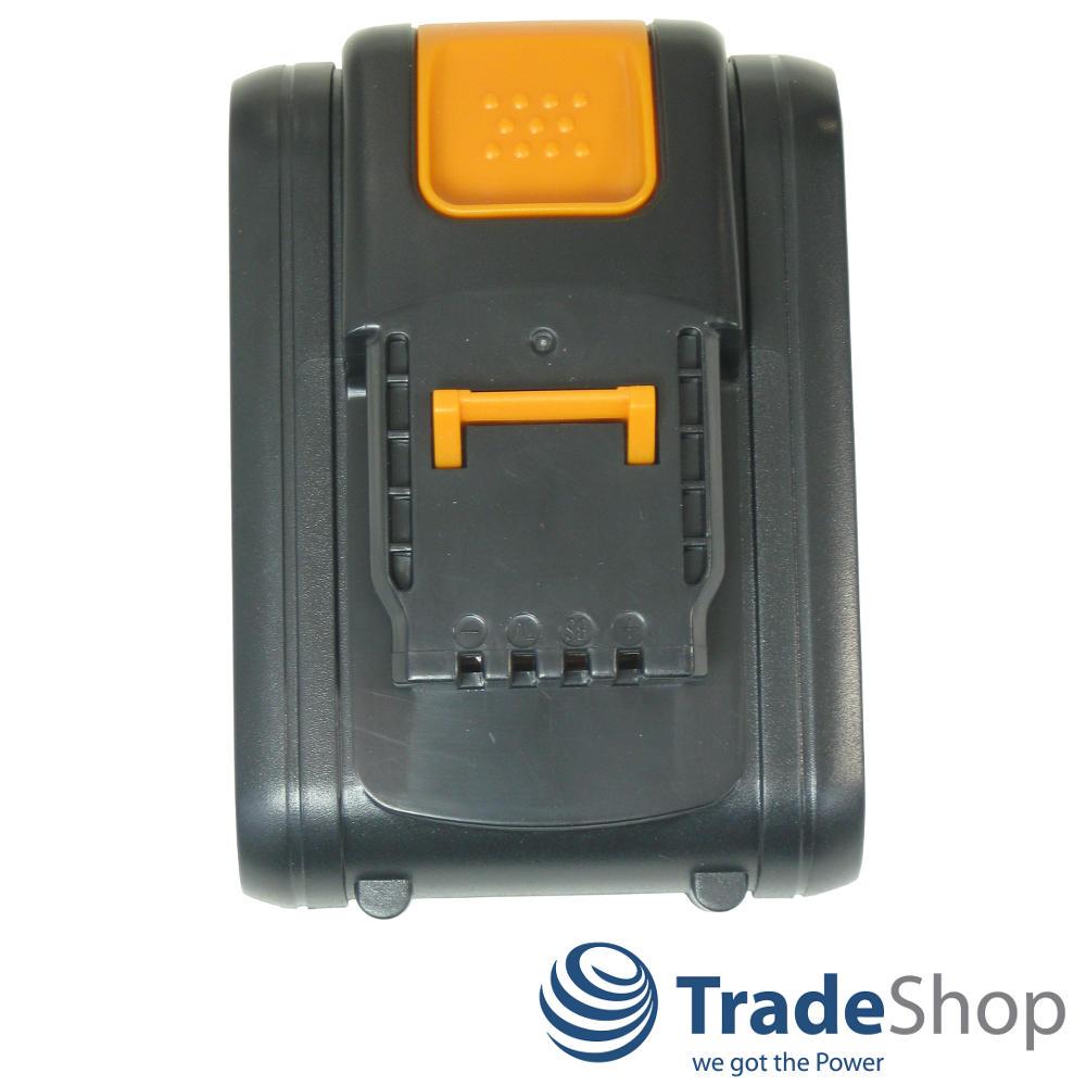 Premium AKKU 12V 2000mAh Li-Ion für Worx WU 137 WU 161 WA 3540
